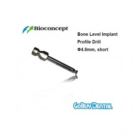 Bone Level Implant Profile Drill Φ4.8mm, short
