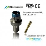 Snappy Abutment WP GH1.5mm AH4.1mm