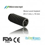 Bone Level Implant, Ø 4.1 mm, L 10 mm (RC)