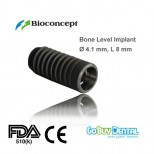 Bone Level Implant, Ø 4.1 mm, L 8 mm (RC)