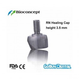 RN Healing cap, height 2.0mm