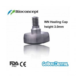 WN Healing cap, height 3.0mm