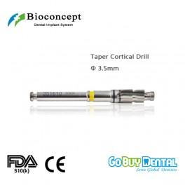 Bioconcept BV System Taper Cortical Drill φ3.5mm