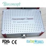 Bioconcept BC Surgical Instruments Set Aluminum Alloy TBL Standard KIT